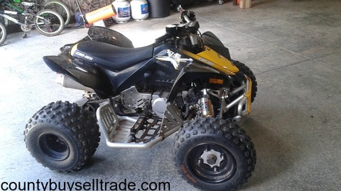 '14 CanAm DS 90X